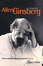 Allen Ginsberg: A Biography, Miles, Barry, Good, Paperback