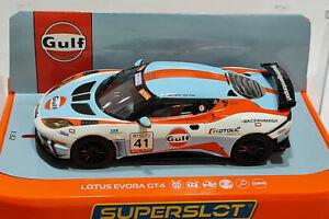 Lotus Evora Gulf Edition Superslot H4183