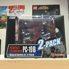 [W.H]MISB Perfect Effect PC-19B PERFECT COMBINER BLACK BEAST GORIRA+Upgrade Set