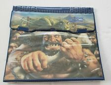 "New NOS Vintage Trapper Keeper  1990""s  Cavemen & Dinasour Mead 29096"