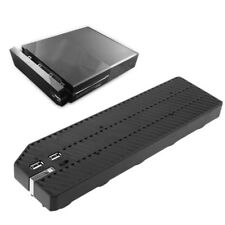 Dual USB Cooling Charger Cooler Fan Exhauster Intercooler For Microsoft Xbox One