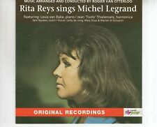 CD RITA REYSsings Michel LegrandEX+ (B3586)