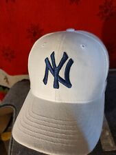 Basic White NY Yankee Cap