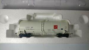 Ho scale atlas 17,600 gallon liquid sugars lsix tank car