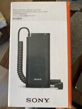 External Battery Adapter For Flash