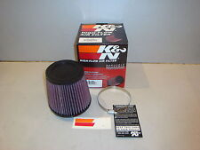 K&N AIR FILTERS UNIVERSAL FILTER SUIT 4 INCH - KNRU-2520 HONDA TOYOTA NISSAN