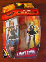 DC Comics Multiverse Batman Arkham Knight Harley Quinn * 2014 * MoC * Joker