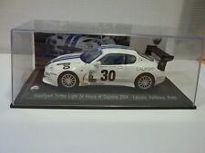 modelcar sc1/43 maserati trofeo ligth 24h di daytona 2004