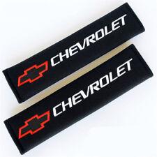 CHEVY SHOULDER PADS SEAT BELT 2PCS CAMARO IMPALA SS CHEVROLET SP37 Cover