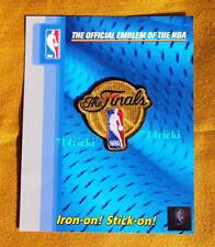 2015 2016 2017 NBA Finals Patch Cleveland Cavaliers vs Golden State Warriors