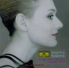 Magdalena Kozena: Lieder, Songs| CD NEU