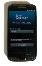 Samsung Galaxy S4 SGH-I337- 16GB - Black (Unlocked) - Read Description