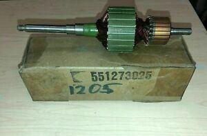 ELECTROLUX VACUUM CLEANER 1205 LONG SHAFT ARMATURE* GENUINE * 551273025