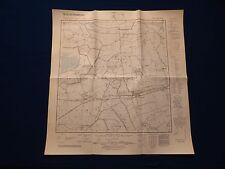 Landkarte Meßtischblatt 1618 Garding, Tating, Hermann-Göring-Koog, um 1945