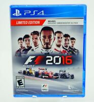 F1 2016 Limited Edition: Playstation 4 Formula 1 One [Brand New] PS4
