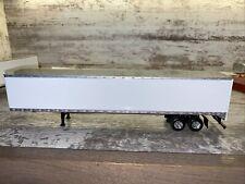 1/64th Scale SpecCast Van Trailer White Die-cast