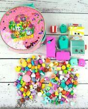Shopkins Huge Random Mix Lot 120 Shopkins Plus Accessories & Lunchbox