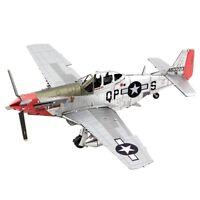 Fascinations Metal Earth P-51D Mustang Sweet Arlene 3D Steel Model Kit MMS180