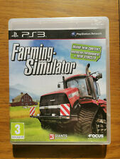 • Farming Simulator • Sony • PS3 • Complete • Free UK Postage •
