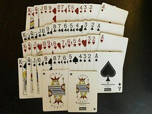 MTG Poker Deck   Magic Back WOTC Playing Cards   1994 Yaquinto   Rare New Unused