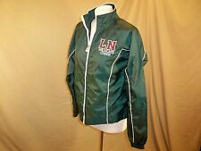 Ln Wildcats Cheer Jacket Lawrence North Indianapolis Full Zip Women's Size Med