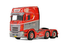 WSI MODELS SCANIA S HIGHLINE CS20H CAB UNIT 6X2 TWIN STEER RST RIJVERS 01-2396