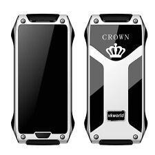 "VKworld Crown V8 1.63"" Handys Ohne Vertrag Quad Band Ultra Dünn Schrittzähler"