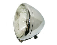 Guide - CycleRay SPRINGER HEADLIGHT for 1935 - 1957 Harley VL UL Knuckle 45 Pan