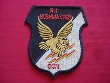 Vietnam War Patch RT BUSHMASTER CCN, US 5th SFGrp MACV-SOG Team