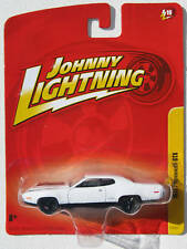 JOHNNY LIGHTNING FOREVER 64 R10 1970 PLYMOUTH GTX AIR GRABER HOOD