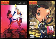 LES DOSSIERS DE LA BANDE DESSINEE (DBD) n°8 ZEP septembre 2000 Etat neuf