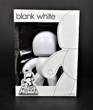 Mighty Muggs Blank White Customizable Figure NIB Decorate Your Own Action Figure