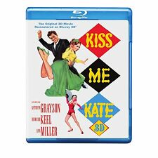 Kiss Me Kate 3D (Blu-ray 3D)(Region Free)