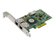 Broadcom NetXtreme IBM 49Y7947 PCI-E x4 tarjeta Ethernet de doble puerto, NIC