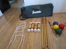 4 Player Croquet Set