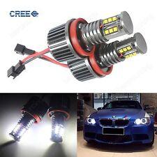 LED 120W Angel Eyes Light H8 CREE Bulbs BMW E60 E61 E81 E92 E70 E87 X1 X5 X6 Z4