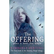Derting, Kimberly, Offering, The (Pledge Trilogy), Very Good Book
