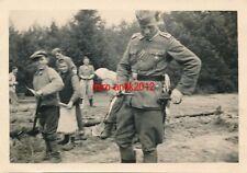 6 x Foto, Konvolut, Wehrmacht, Brückenbauer und ihre Erlebnisse, Polen, 12