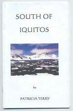 Patricia TERRY / South of Iquitos First Edition 2000