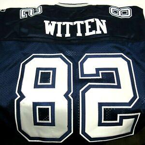 NWT Jason Witten #82 Reebok NFL On Field Men's Dallas Cowboys Jersey Size 48