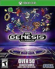 Sega Genesis Classics (Microsoft Xbox One, 2018)