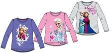 Vêtements T-shirt manches longues pour fille de 8 à 9 ans