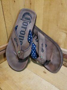 Corona Flip Flops Sandals Mens Size XL(13-14)