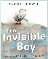 THE INVISIBLE BOY by Trudy Ludwig (2013, Hardcover 1582464502)