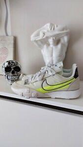 Nike Waffle Racer 2X Sneaker Weiß Gr.38.5