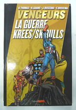 vengeurs la guerre krees skrulls best of marvel r thomas n adams j & s  buscema
