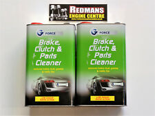 Brake Clutch & Parts Cleaner 2 x 5 Litres BRAKE CLEANER 10 LITRES TOP QUALITY