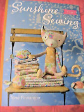 TILDA~SUNSHINE SEWING~Tone Finnanger cloth art mermaid dolls & sealife PATTERNS