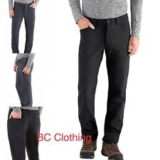 BC Clothing Men's Soft Shell 2-Way Stretch Fabric Cargo Pant