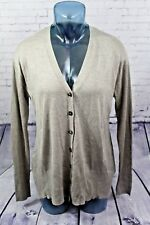 WILT Womens Silk Cashmere Cardigan Sweater Size XS Oversized Comfy Parc & Pearl